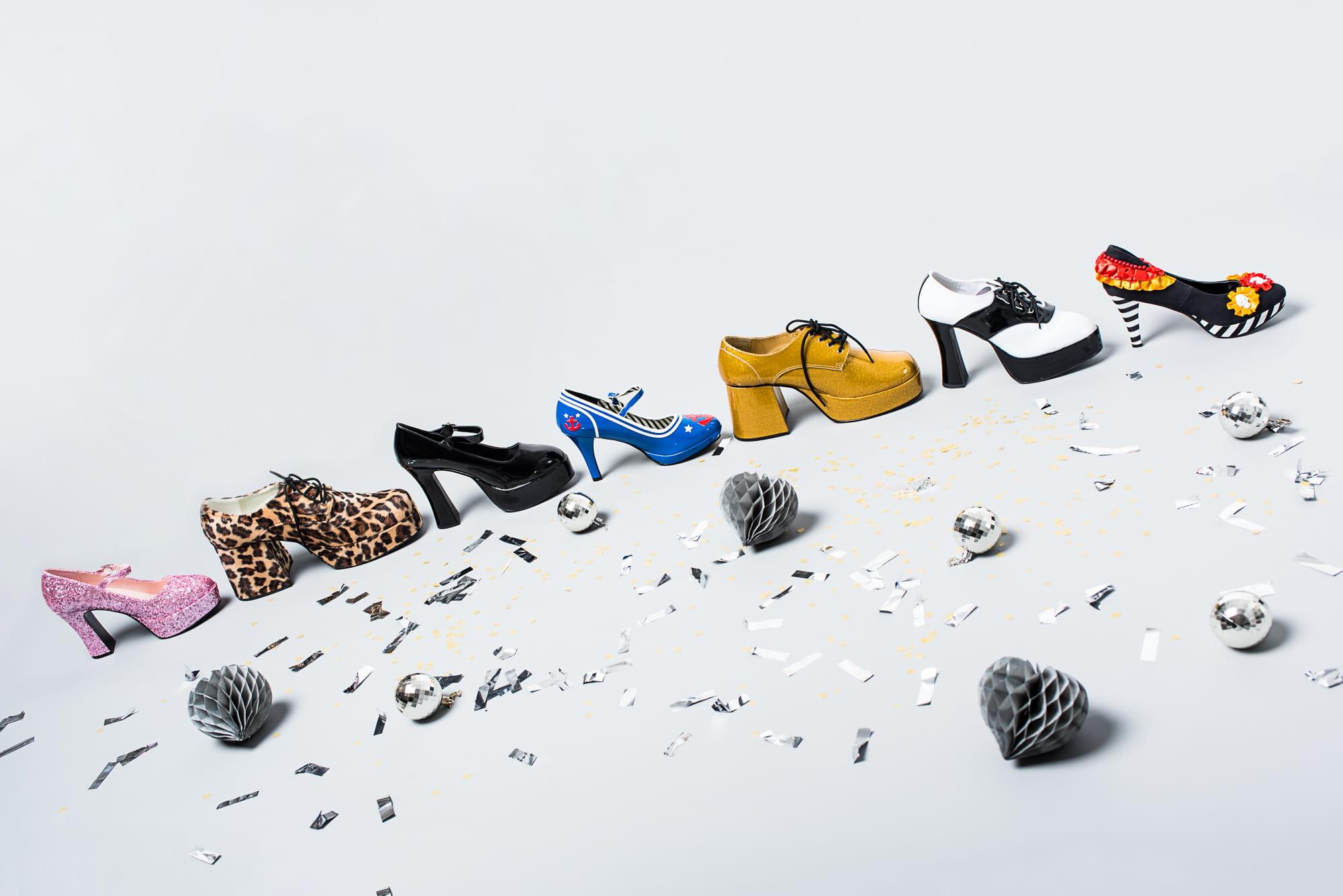 Wróżba z butami
