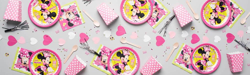 Pomysł Na Imprezę Myszka Mickey I Minnie Sklep Partyboxpl