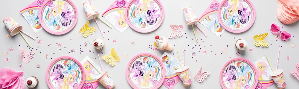 Pomysł Na Imprezę My Little Pony Sklep Partyboxpl