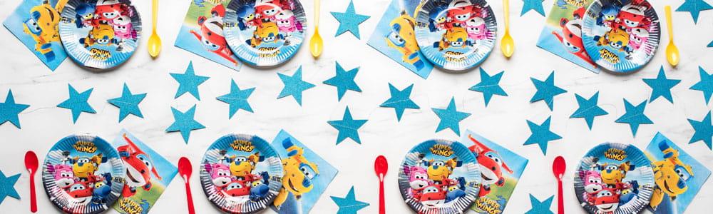 Pomysł Na Imprezę Super Wings Sklep Partyboxpl