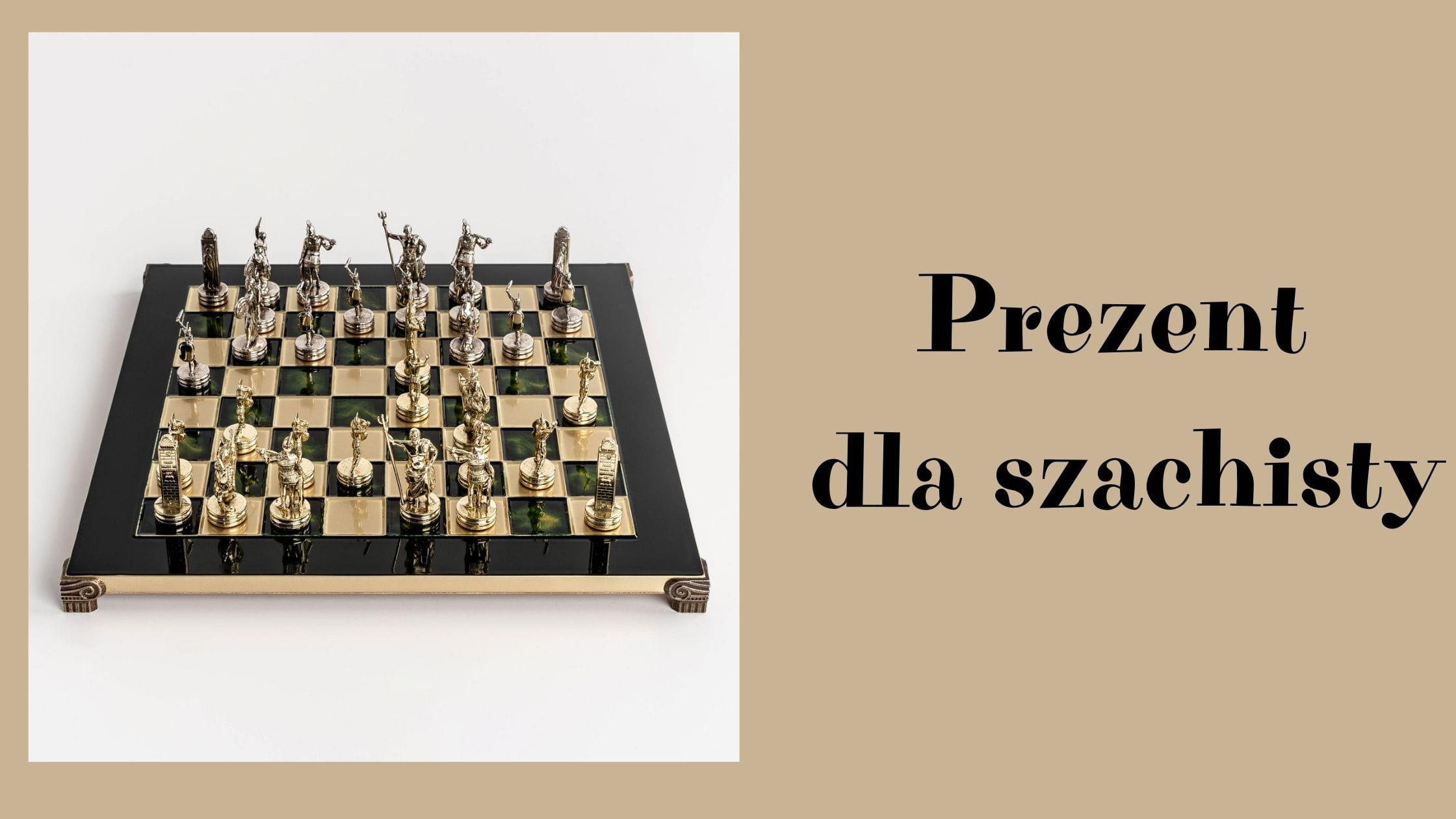 prezent dla szachisty