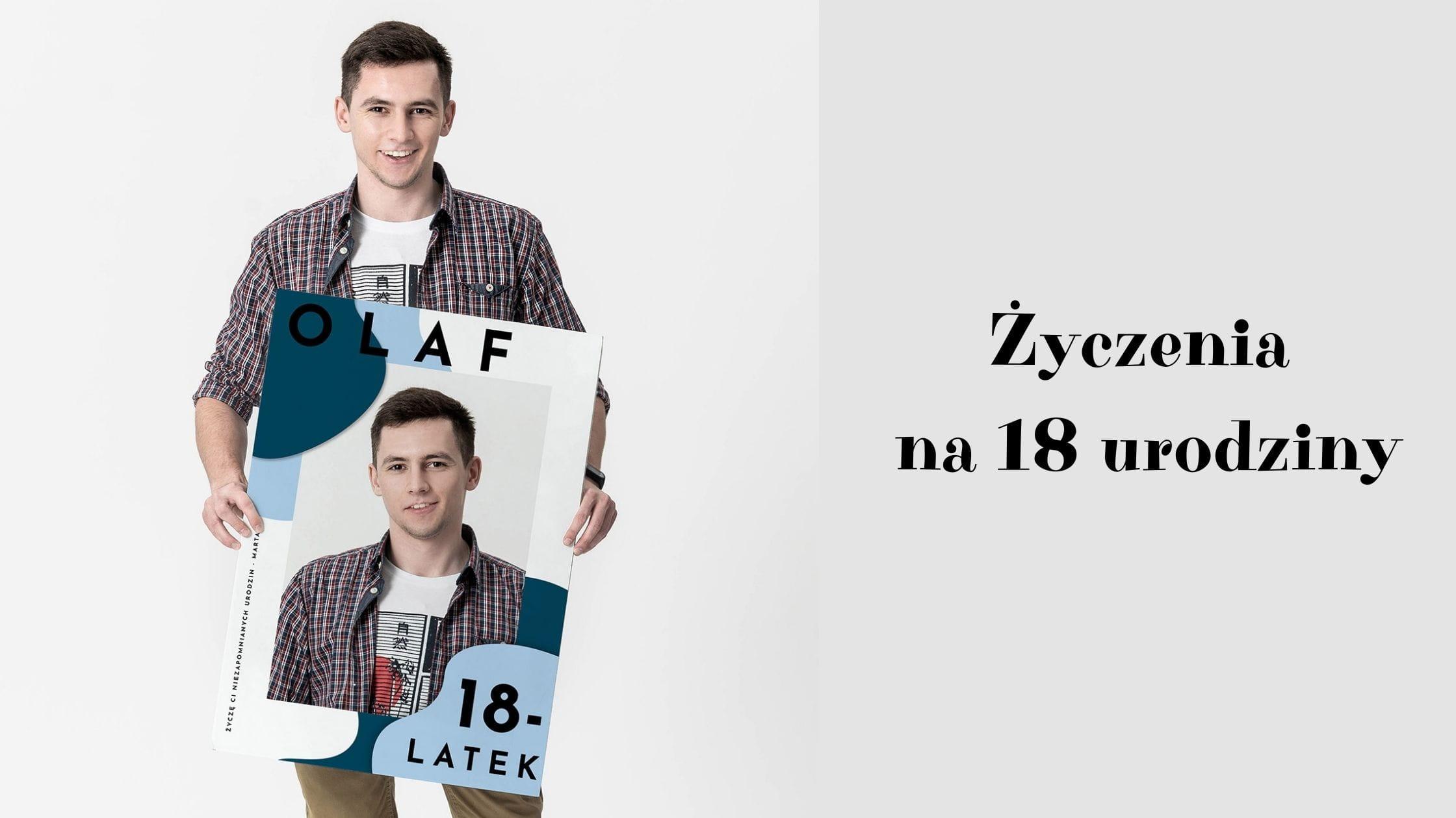 Życzenia na 18 urodziny rymowane, zabawne i krótkie