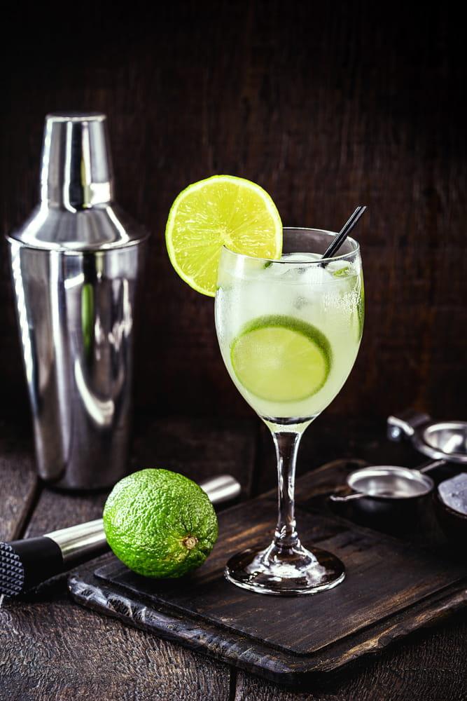 Caipiroska Drink