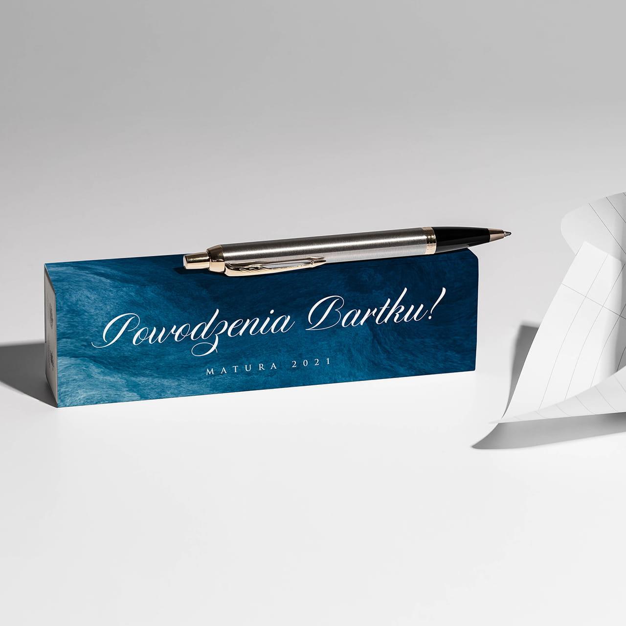 Długopis dla maturzysty