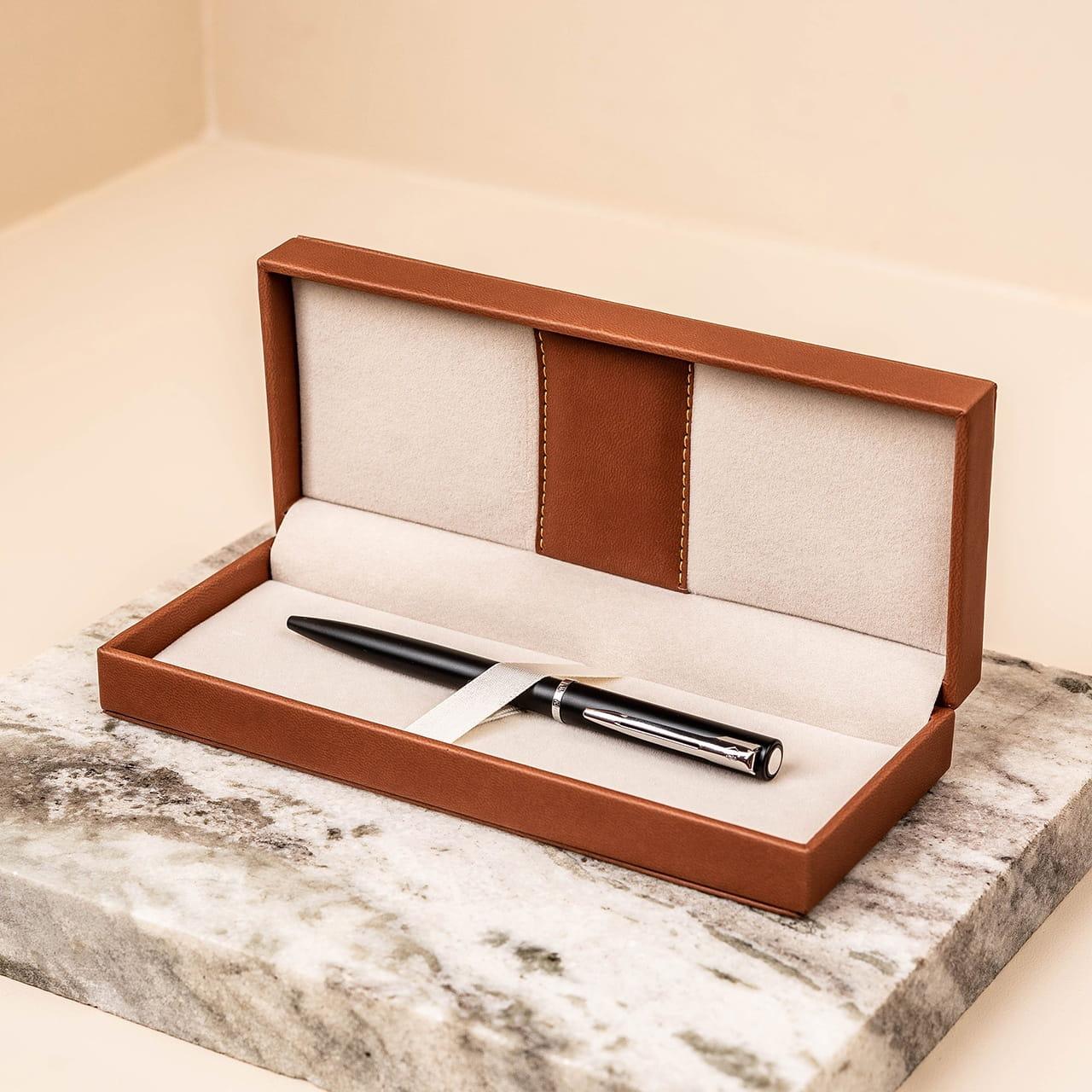 Długopis Waterman w etui podziękowanie dla lekarza