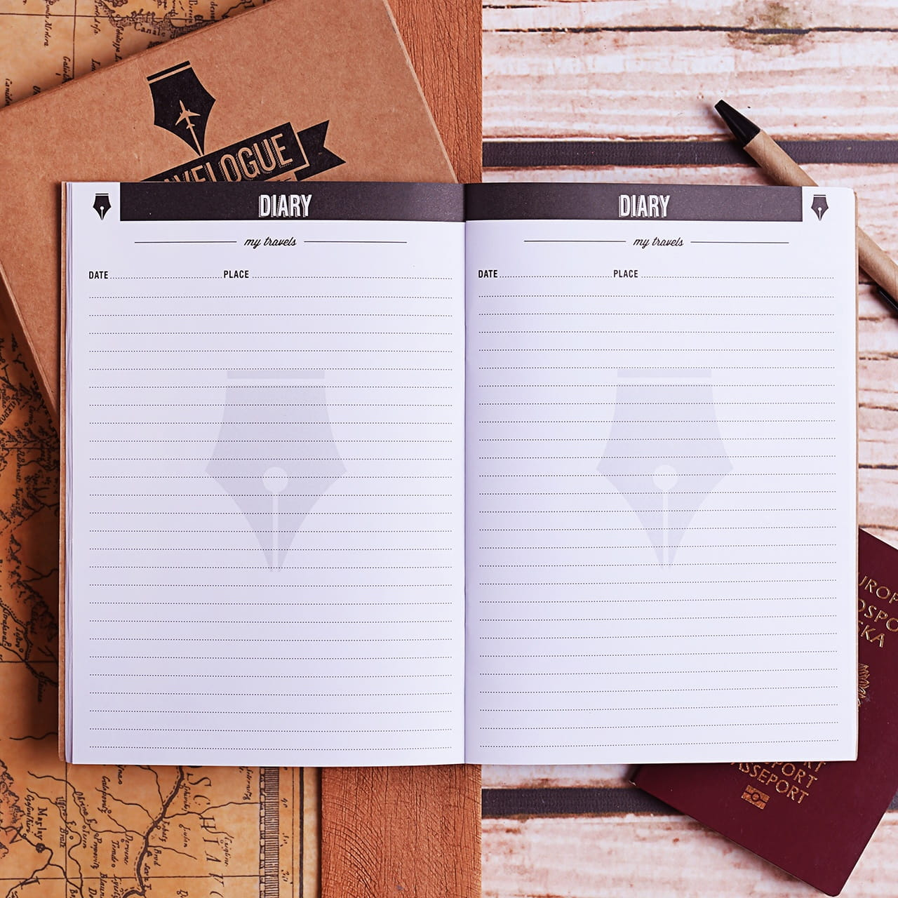 Dziennik podróżnika