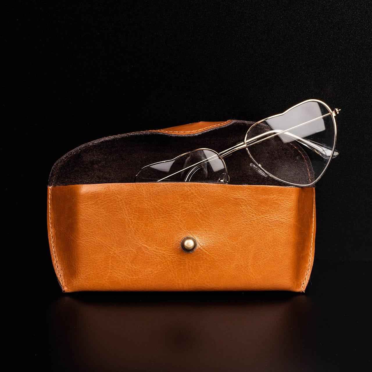 Etui na okulary na prezent dla architekty