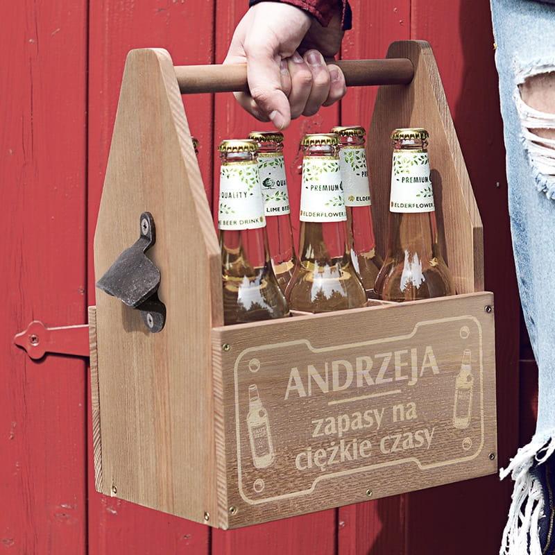 Nosidło na piwo to wyjątkowy prezent dla chłopaka