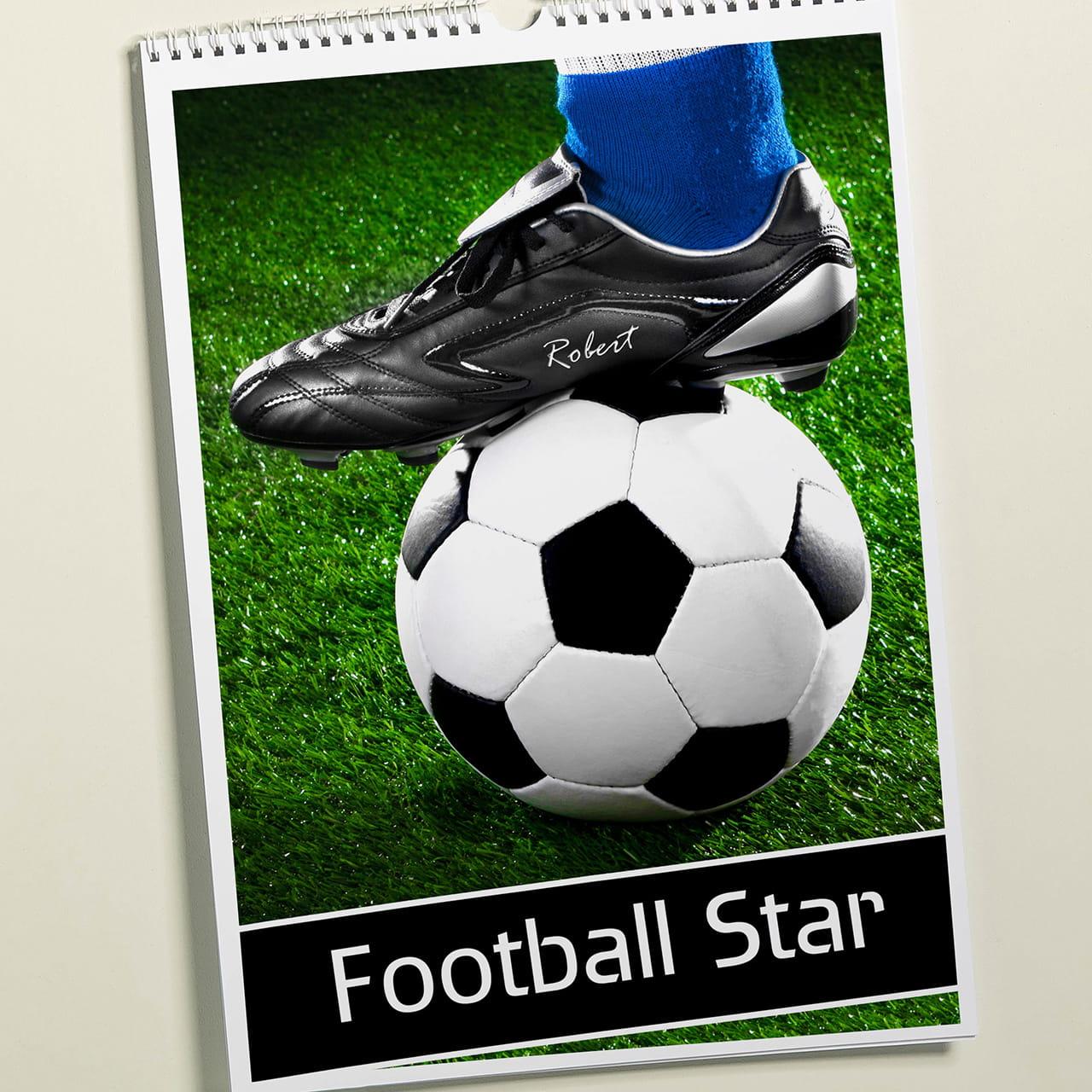 Kalendarz FOOTBALL