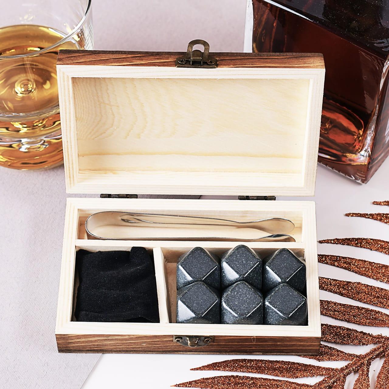 Kamienie do whisky, czyli elegancki prezent dla chłopaka do 100zł