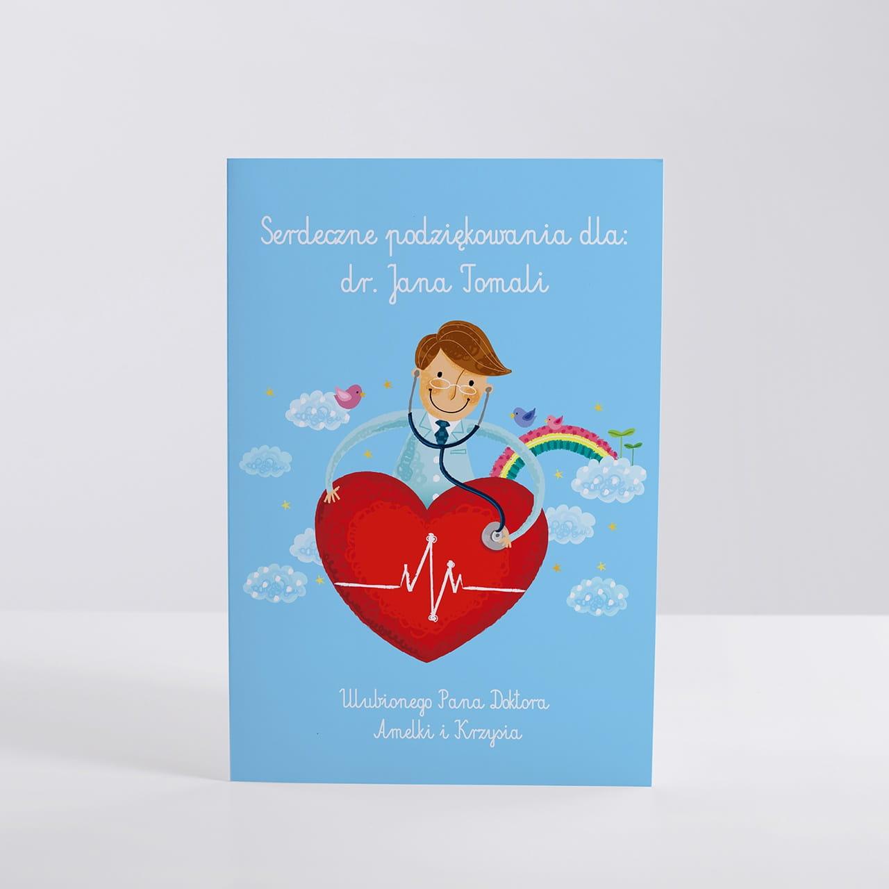 Kartka dla lekarza