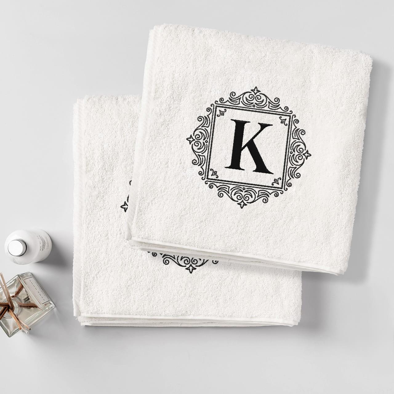 Zestaw ręczników na ślub
