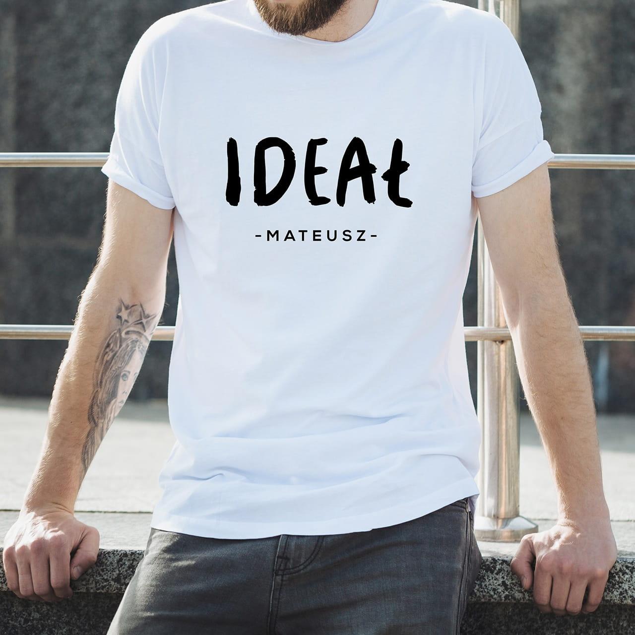 Koszulka na prezent dla szachisty