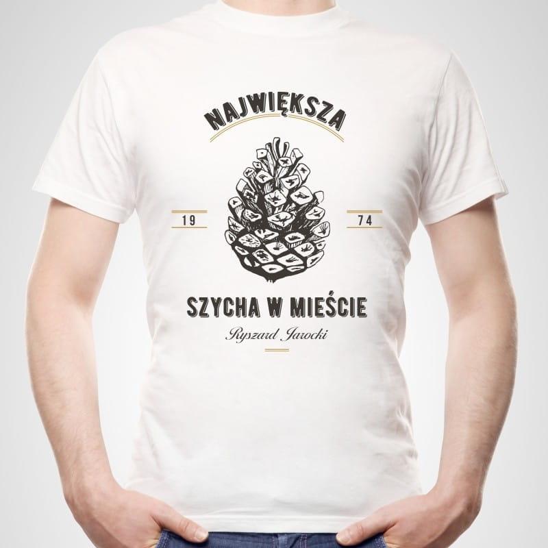 Śmieszna koszulka dla chłopaka - prezent do 100 zł