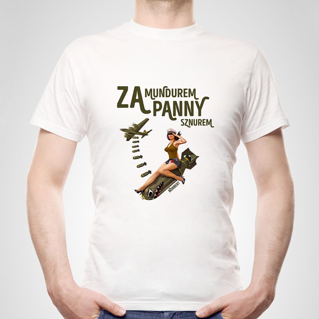 Koszulka dla żołnierza