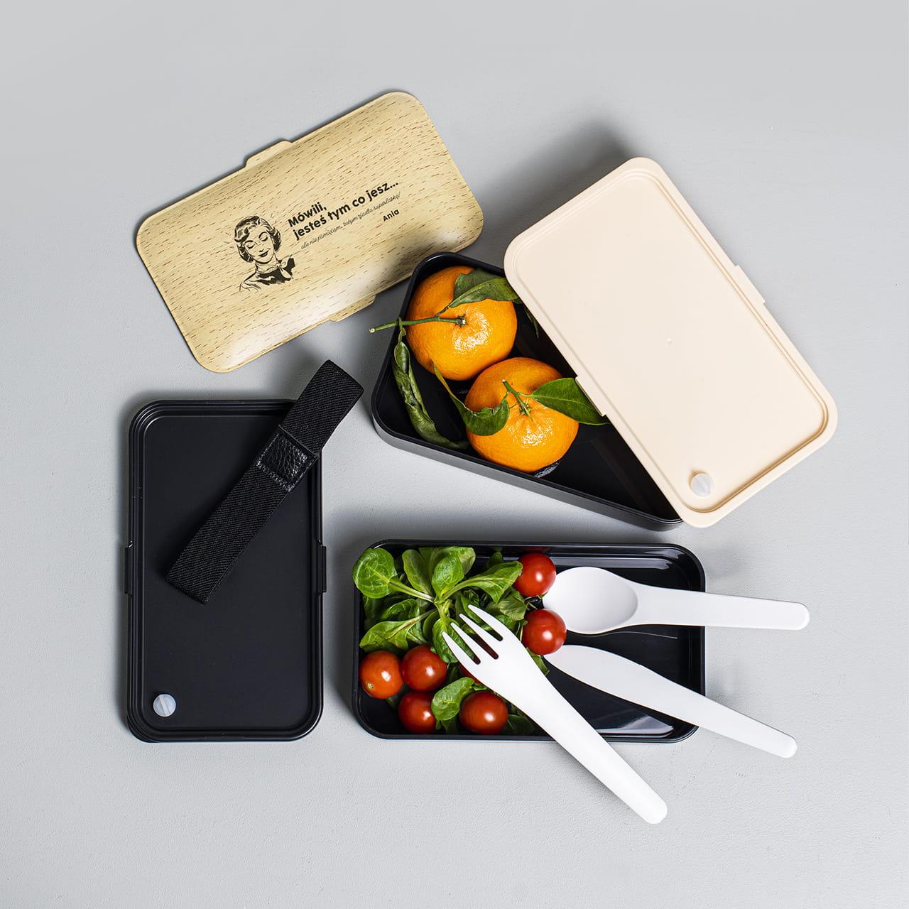 Ekologiczny lunchbox na prezent