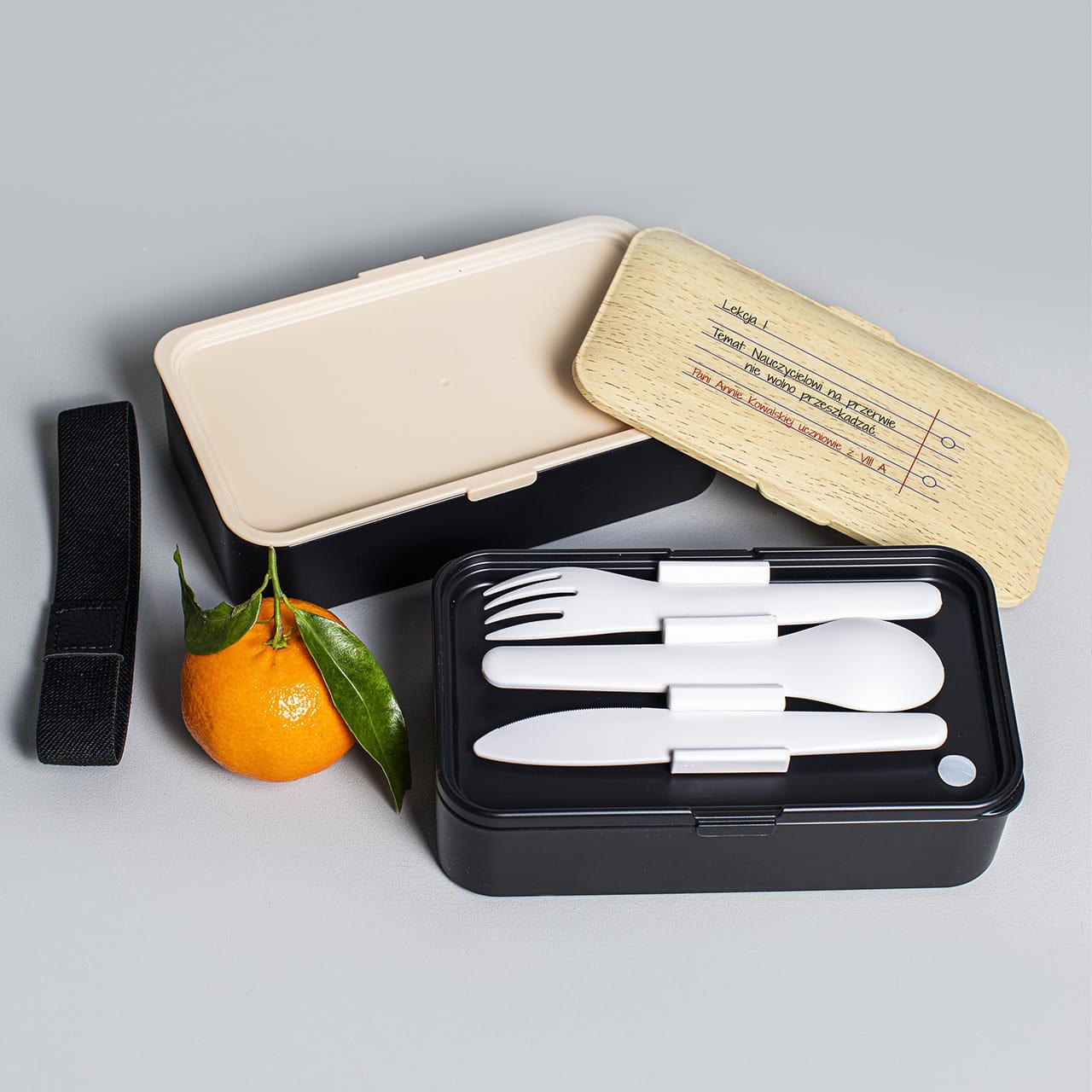 Lunchbox to praktyczny prezent na Dzień Nauczyciela