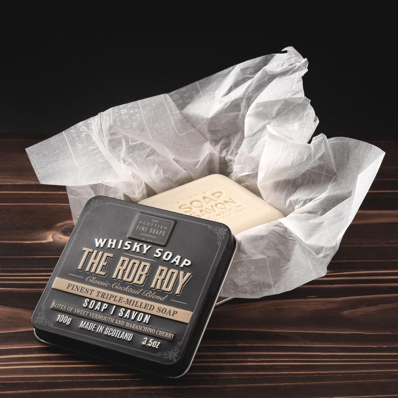 Mydło na prezent dla brodacza
