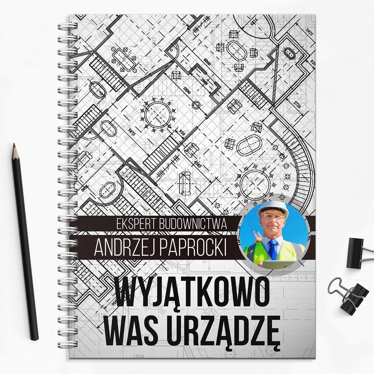 Notatnik, czyli praktyczny prezent dla architekta