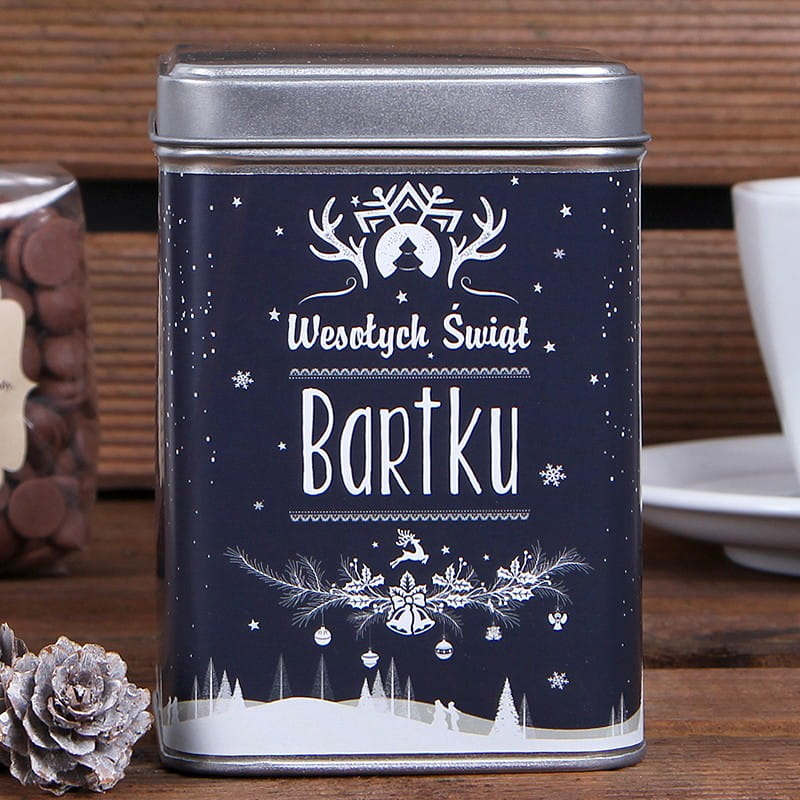 Personalizowana czekolada do picia KLASYCZNA