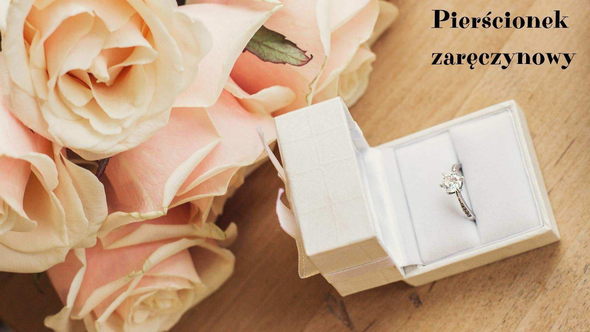 Na który palec zakłada się pierścionek zaręczynowy