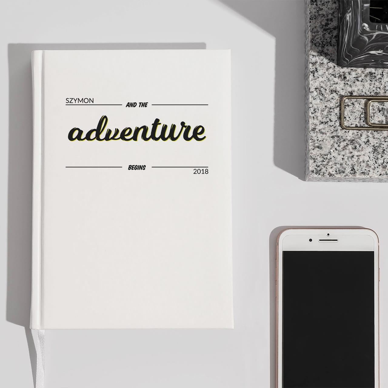 Planner książkowy na prezent dla podróżnika