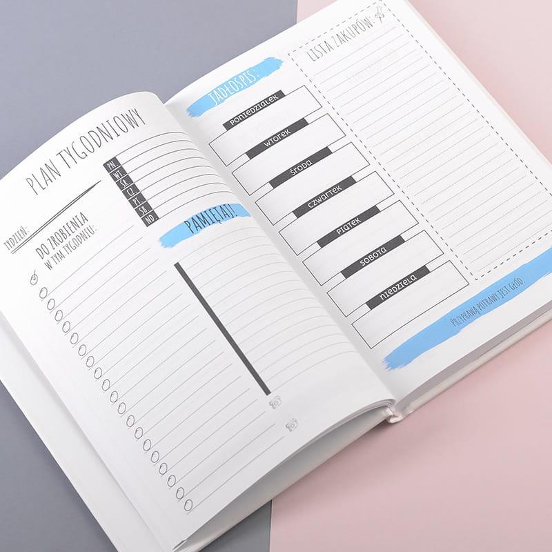 Planner to praktyczny prezent dla pracownika