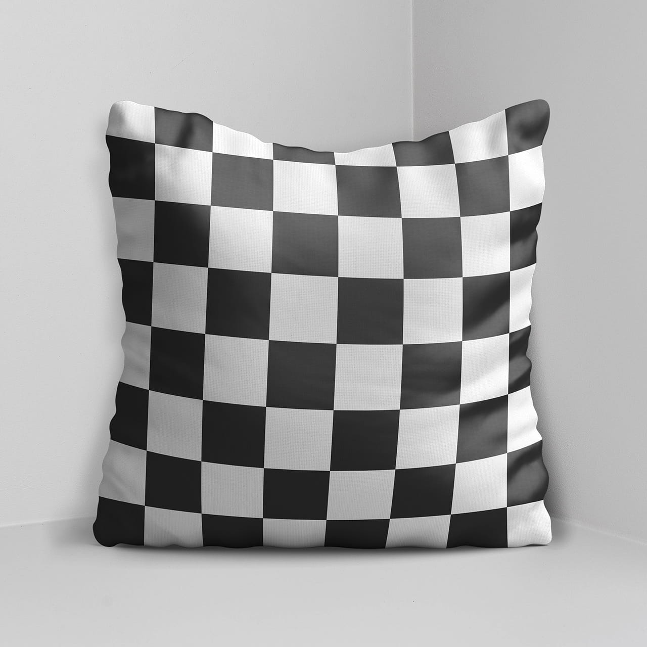 Poduszka to wygodny prezent dla szachisty