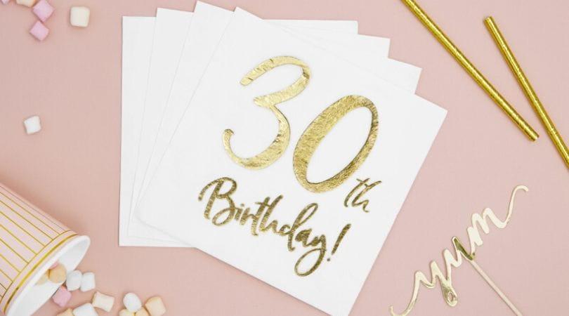 Impreza na 30. urodziny