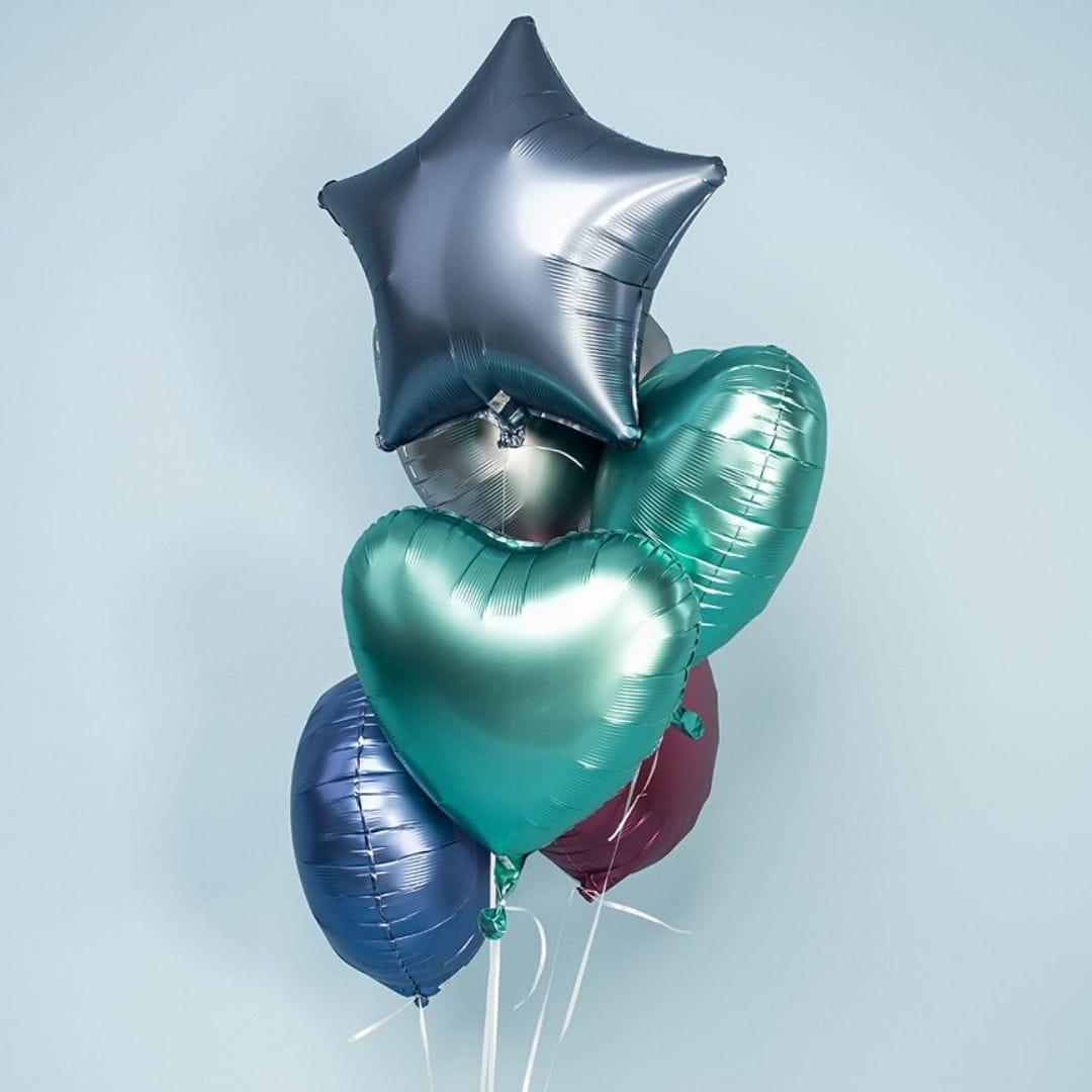 Широкий ассортимент воздушных шаров