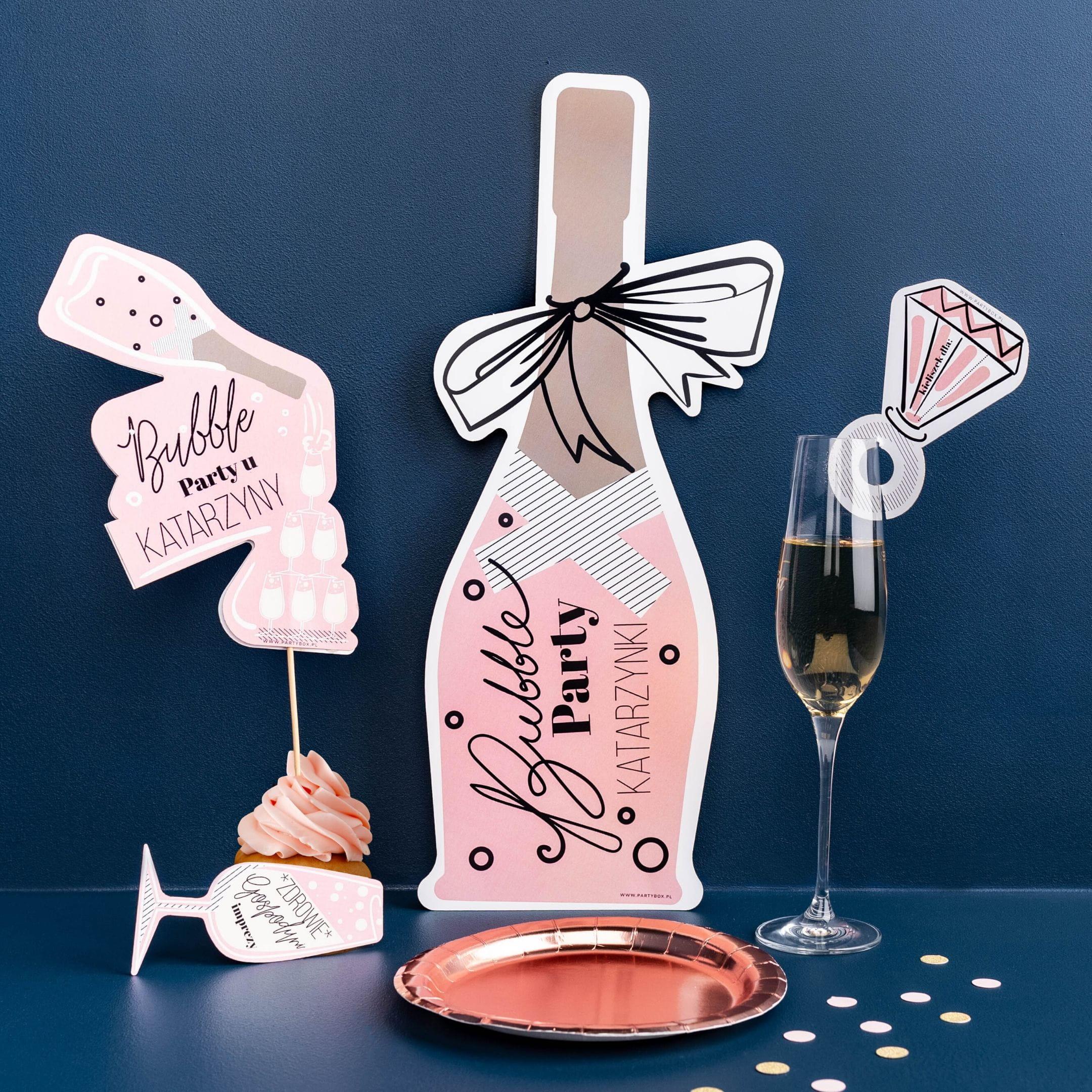 Bubble Party to świetny pomysł na wieczór panieński