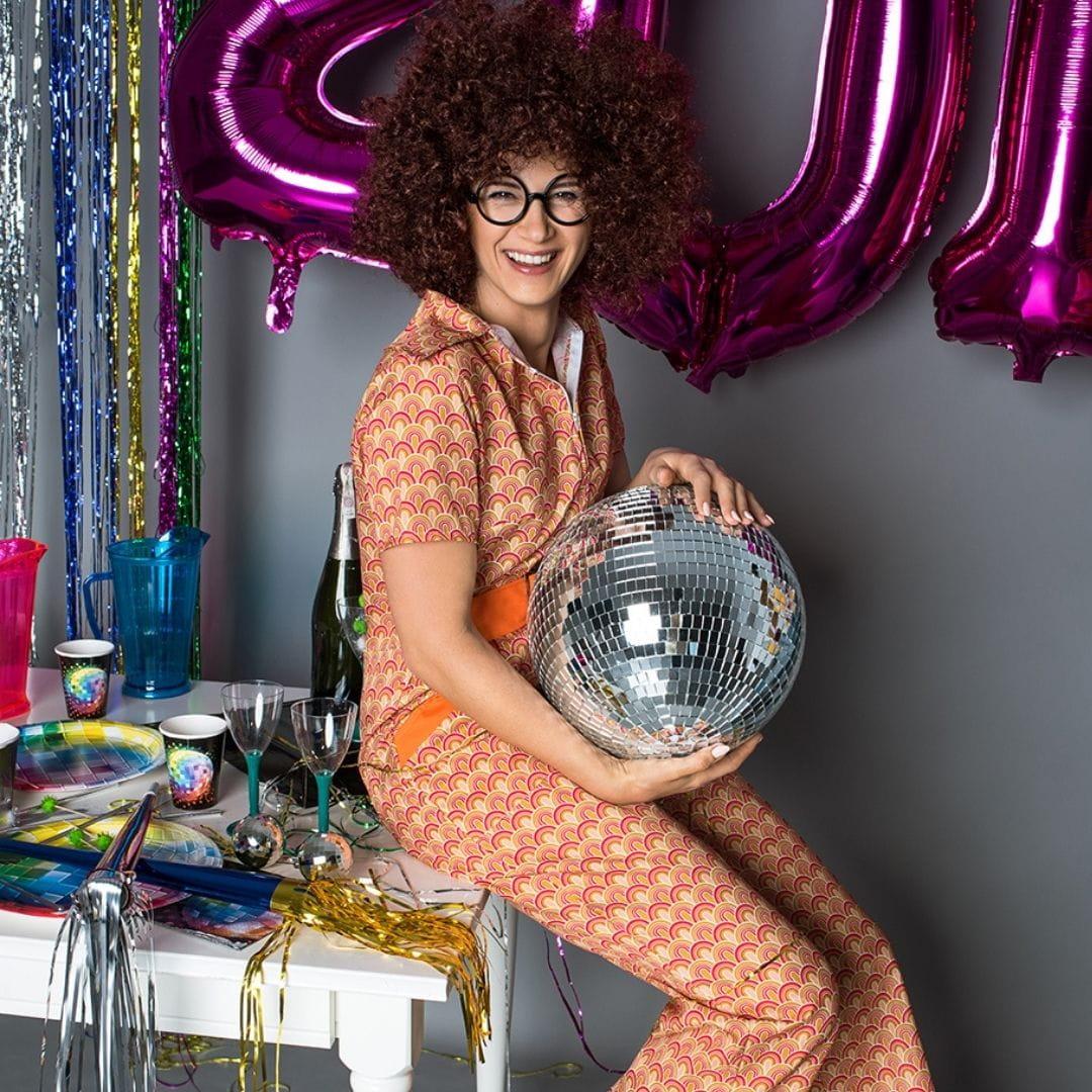 Disco Party to najlepszy pomysł na sylwestra w domu