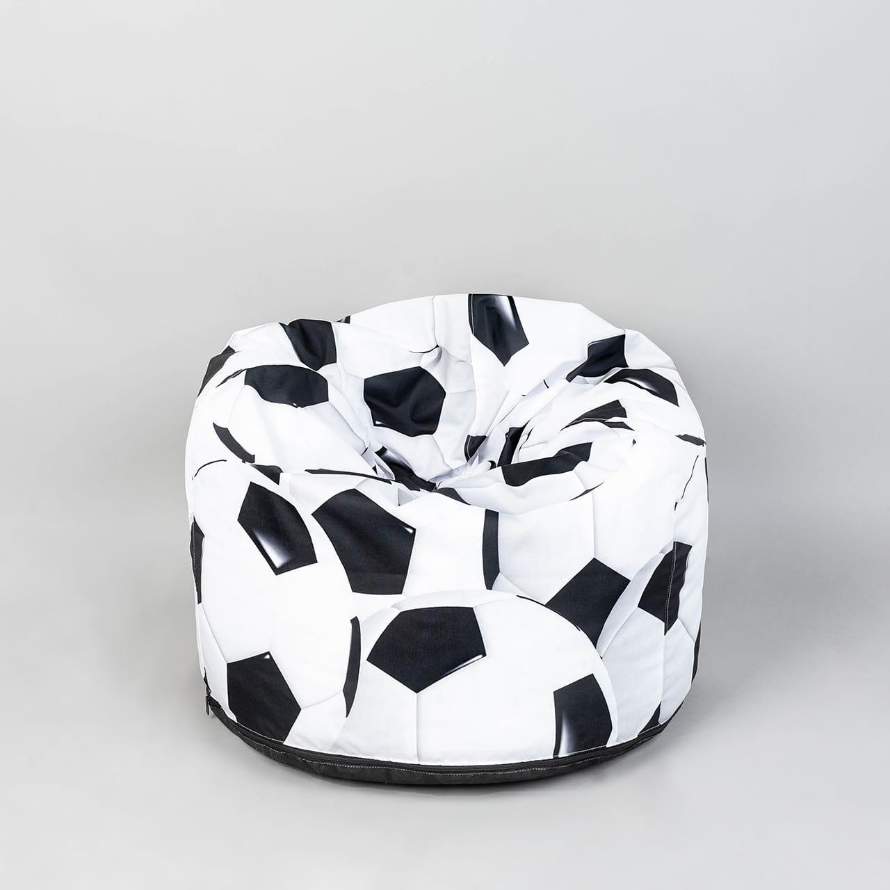 Pufa worek to oryginalny prezent dla piłkarza