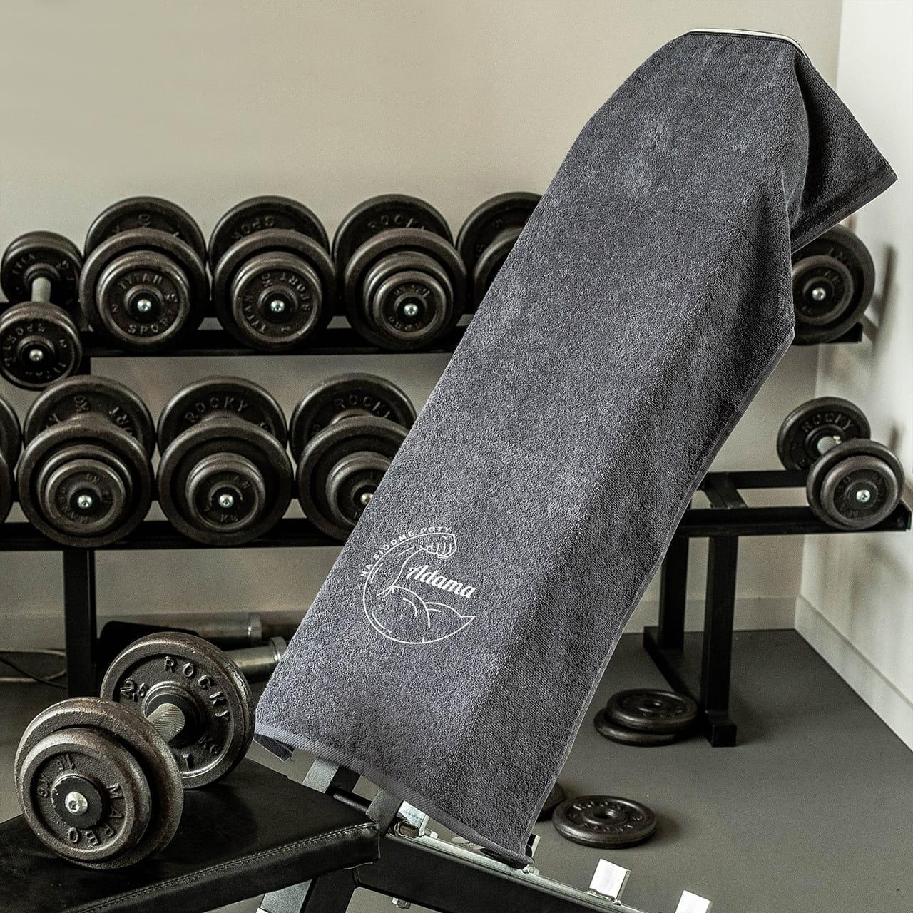 Ręcznik na siłownię SIÓDME POTY