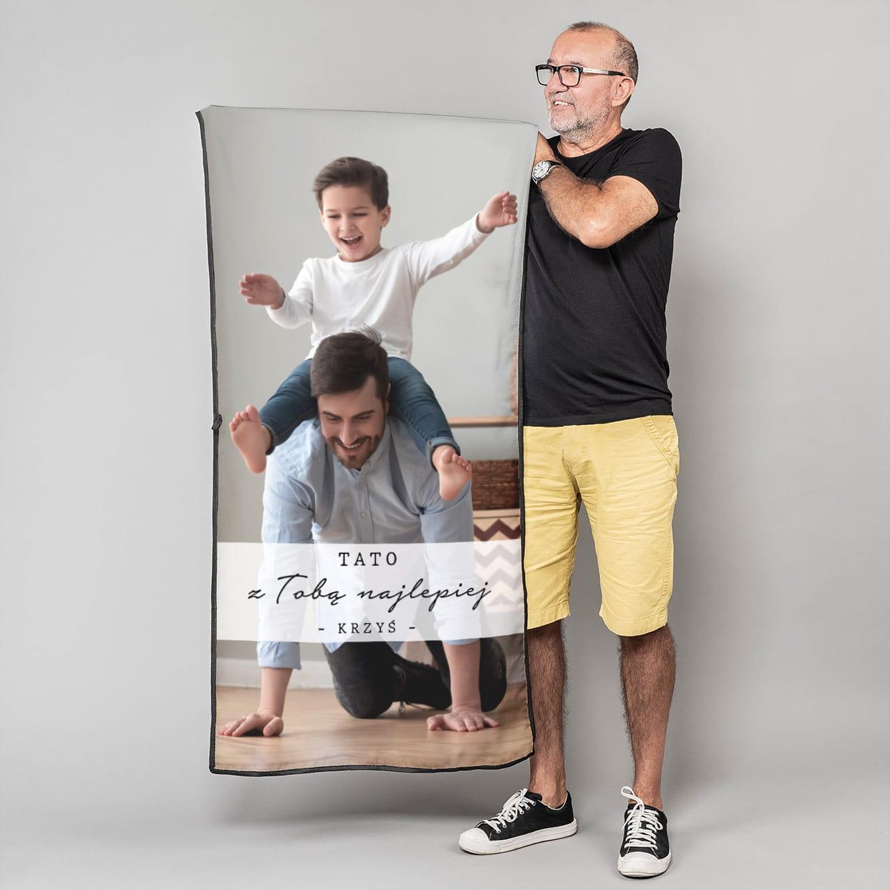 Ręcznik na Dzień Ojca