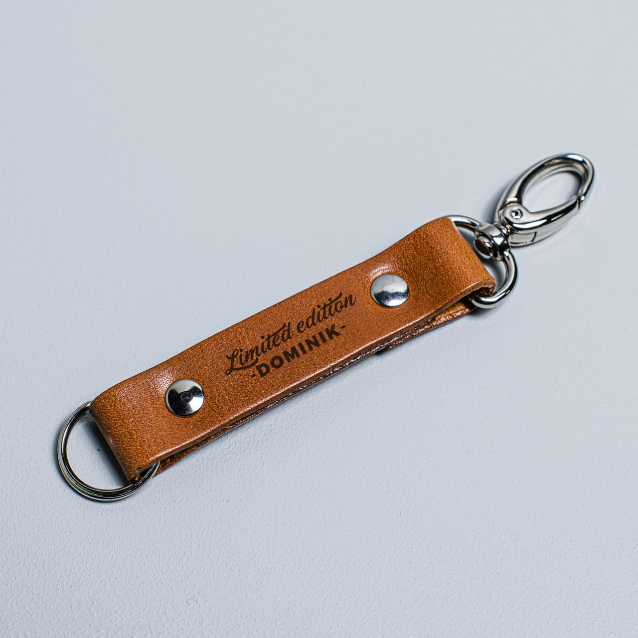 Brelok do kluczy na prezent dla chłopaka