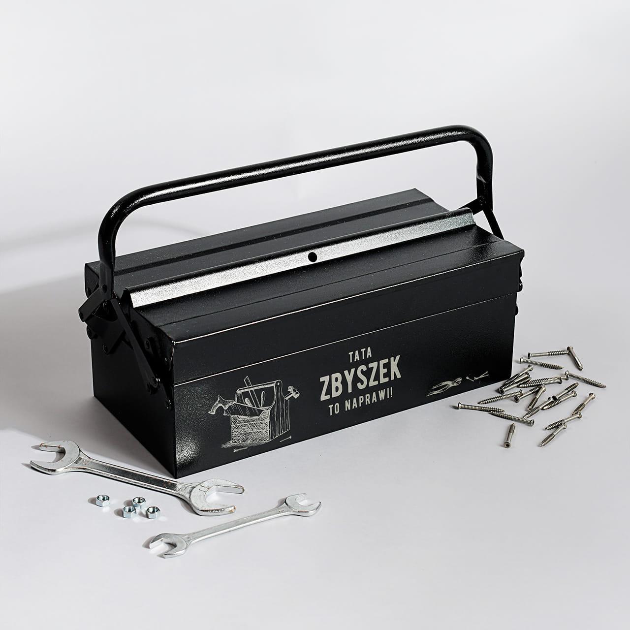 Skrzynka na narzędzia jako wyjątkowy prezent dla taty