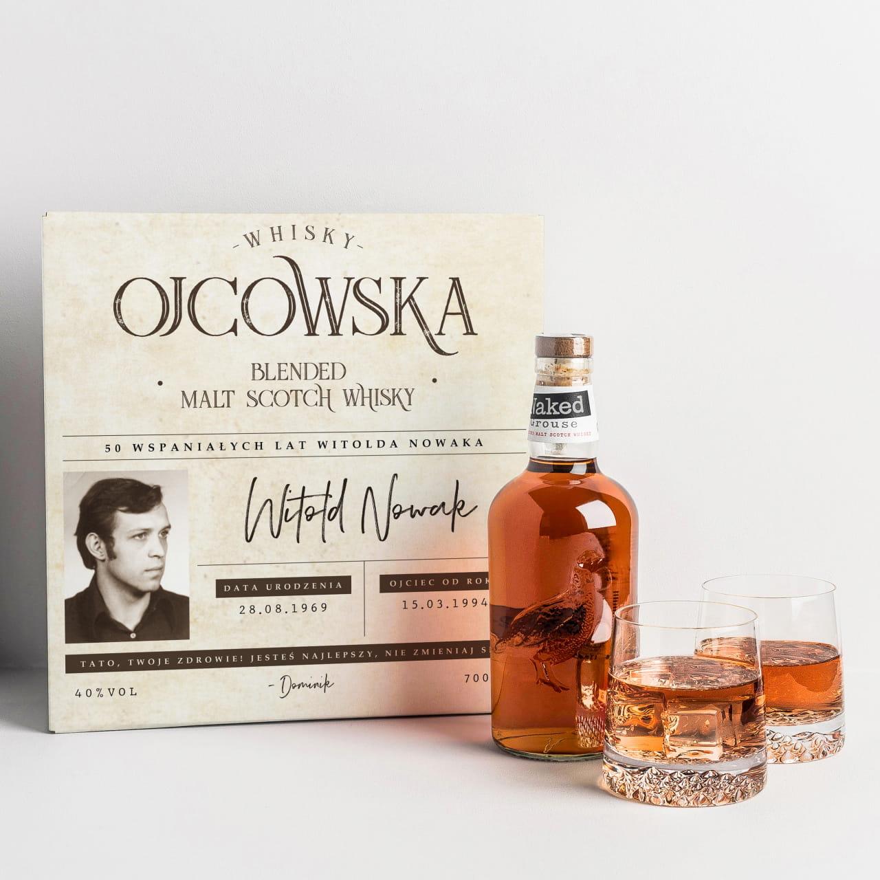 Whisky to wyjątkowy prezent dla taty