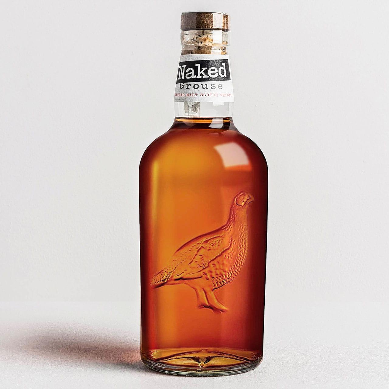 Whisky ze szklankami TWÓJ PROJEKT