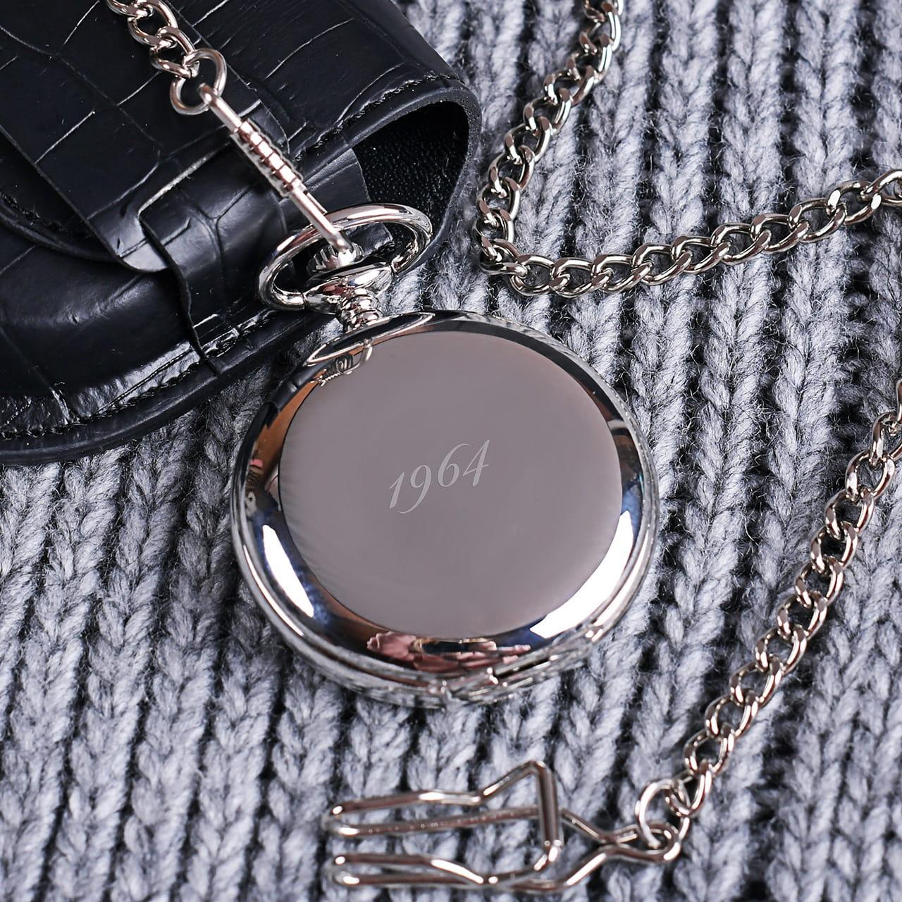 Zegarek kieszonkowy, czyli elegancki prezent dla księdza