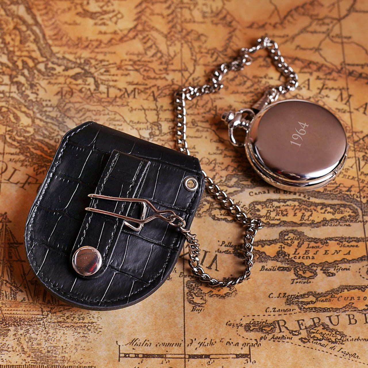 Zegarek kieszonkowy ROCZNIK oryginalny prezent