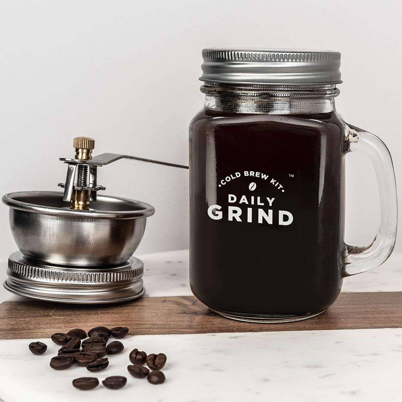 Zestaw do robienia kawy na prezent dla kawosza