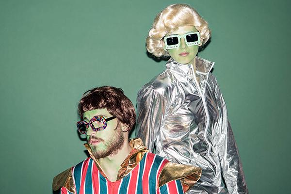Kosmiczne UFO Party