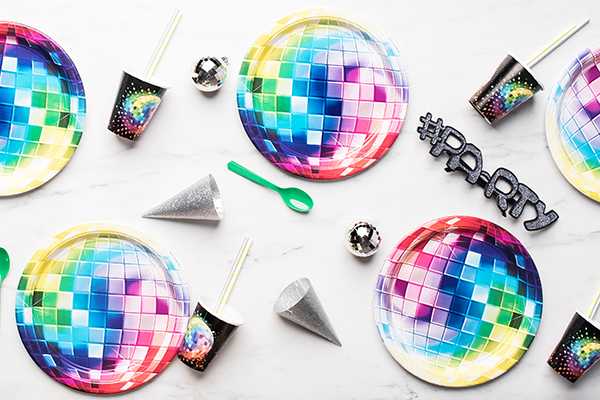 Kolekcje w stylu disco