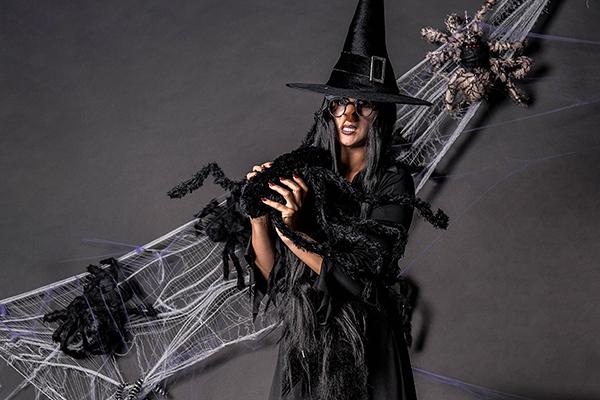Halloweenowe Czarownice