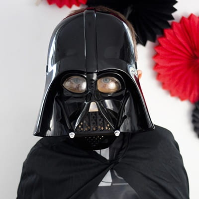 Stroje Lord Vader