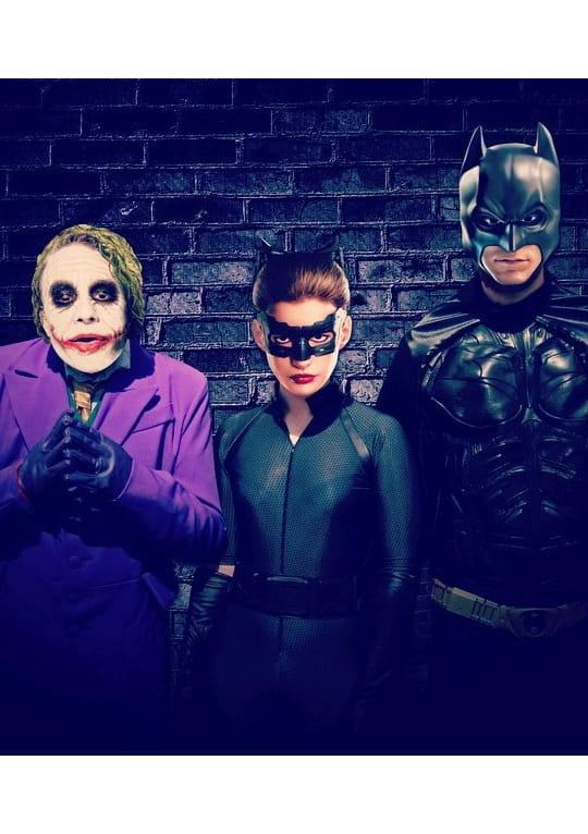 89351c333465ed Maska tekturowa KOBIETA KOT Batman / Maski dla dzieci