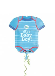 Balon foliowy IT'S A BOY body