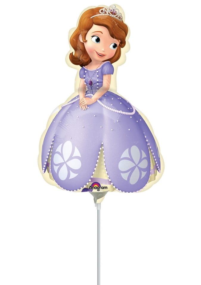 Balon Foliowy Jej Wysokość Zosia Mini Balony Foliowe Na Powietrze