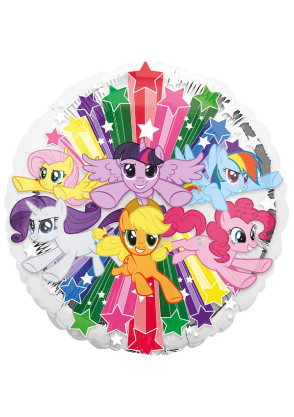 Balon foliowy MY LITTLE PONY 43cm